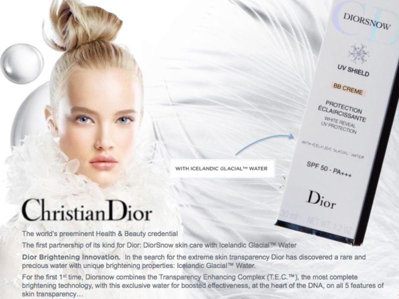 Christian Dior Partnership